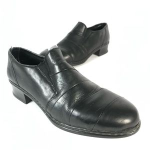 Rieker leather loafers